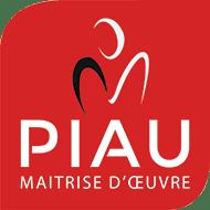 Piau Maîtrise d'Oeuvre Logo